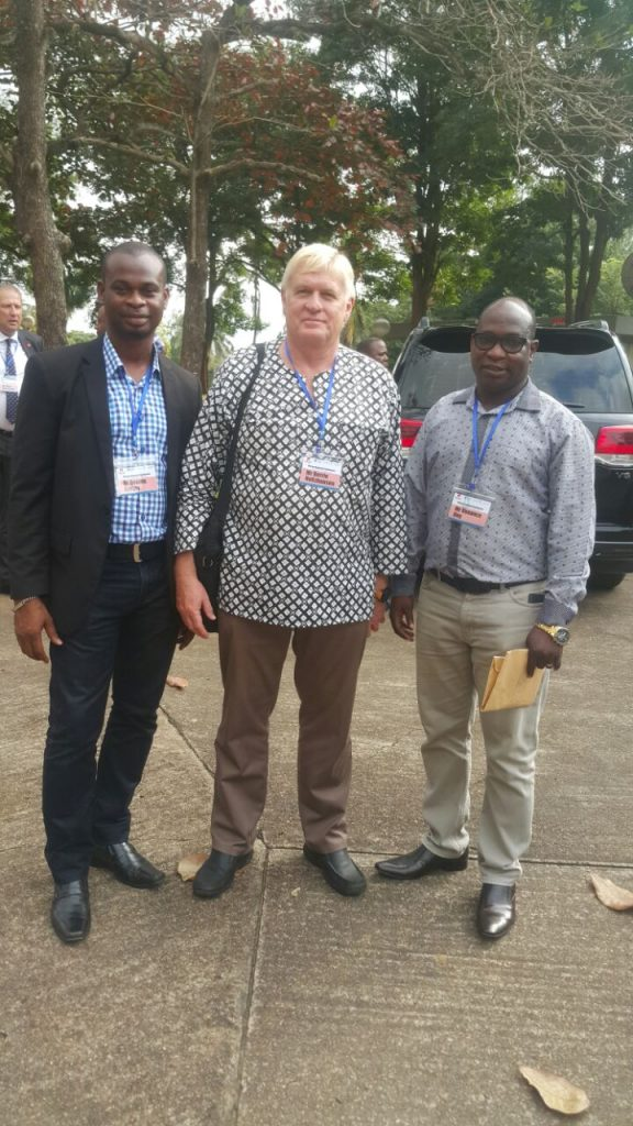 African Regional Conference in Ibadan, Nigeria on World Alzheimer's Day.